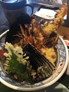 旬の海鮮丼御膳