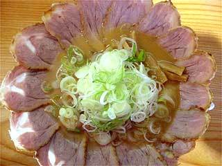 たく味チャーシュー麺