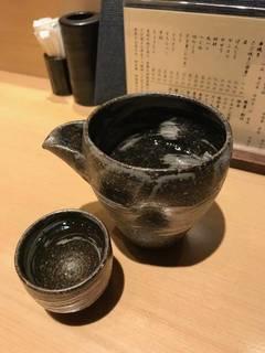 石槌 純米吟醸 緑ラベル