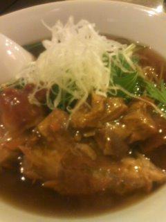 コラー豚とろ麺