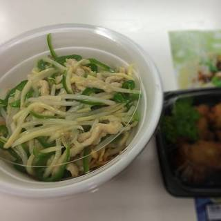 青椒肉絲塩味炒麺