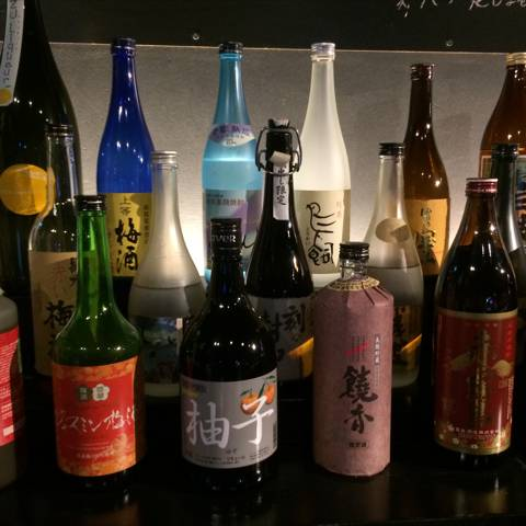 焼酎 梅酒 日本酒