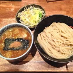 つけ麺+野菜付き
