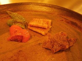季節の焼野菜