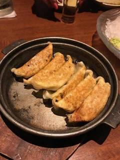 餃子(道産豚使用)