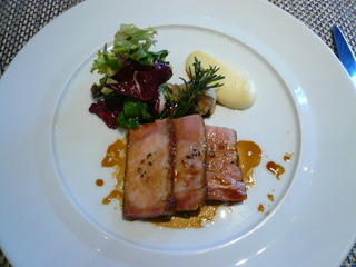国産特選豚ロース肉のロティ