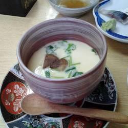茶碗蒸し(魚介入り)