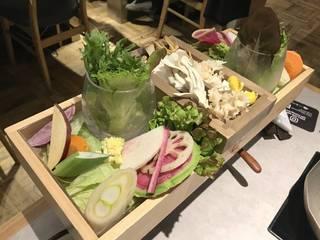 農家さんが丹精込めて作った新鮮な野菜