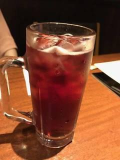赤ワインジンジャー