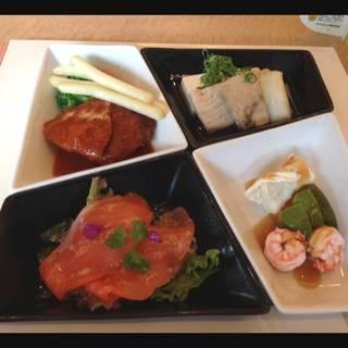 和洋菜ランチ「こよみ」