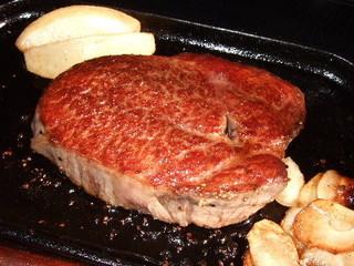 ステーキコース