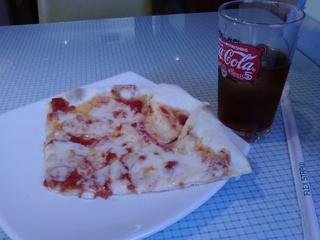 ピザ (ランチ)