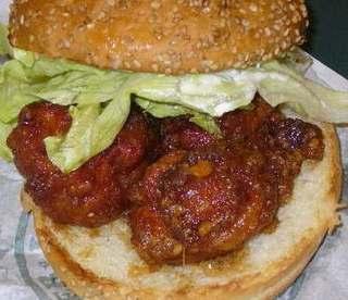 チャイニーズチキンバーガー