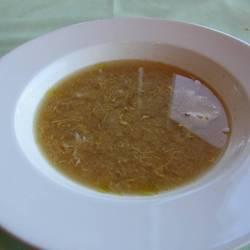 ブランチのスープ