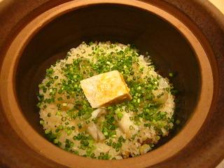 旬の土鍋飯