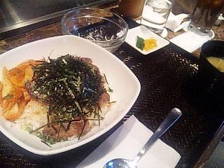 宮崎黒毛和牛サーロイン丼