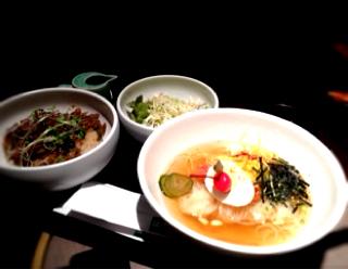 秘伝の冷麺セット