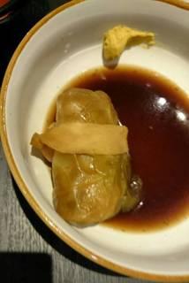 関東煮おでん(ロールキャベツ)
