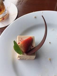 ムースケーキ
