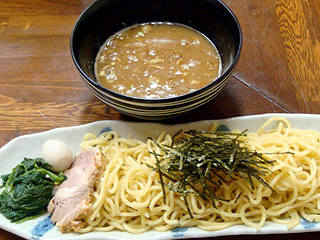家系つけ麺