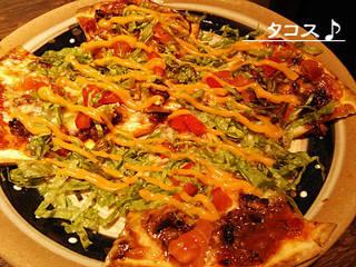 タコスピザ