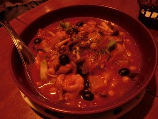 鶏と野菜のスープ煮