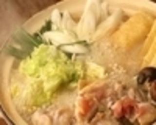 豊後鶏の水炊き