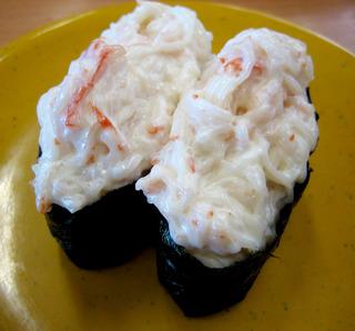 カニ風サラダ
