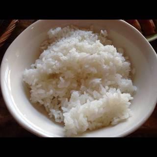 タイ米ご飯
