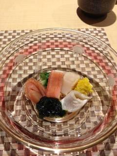 海鮮酢の物