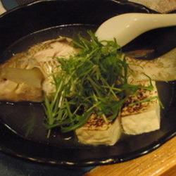 本日の近海魚のマース煮