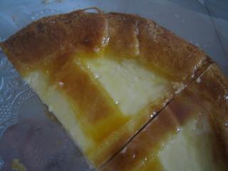 ベイクド チーズケーキ