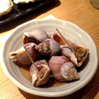 磯つぶ貝煮