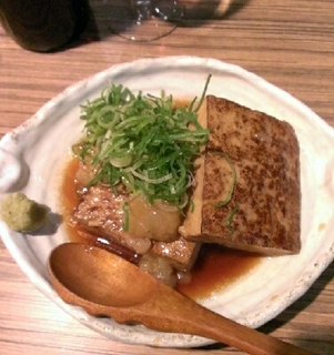 松コロ豆腐