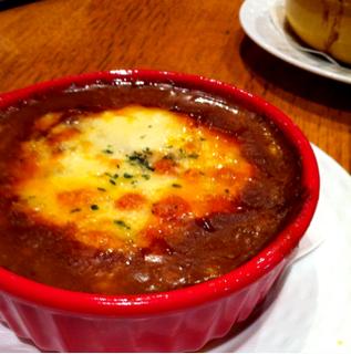 軽井沢焼きチーズカレー