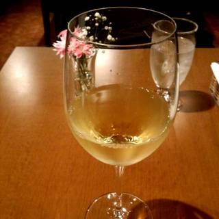 ランチグラスワイン(白)