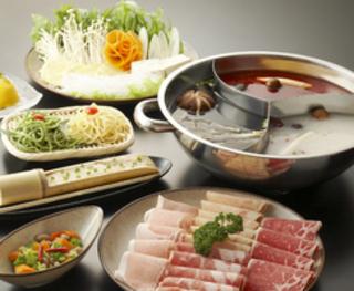 肉5種類+北京ダック食べ放題コース
