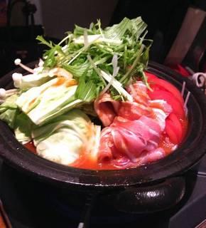 完熟トマト鍋