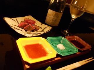 極上伊賀肉サーロイン・ステーキ150g