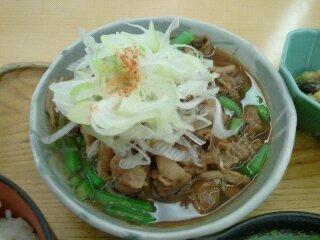 牛スキ豆腐