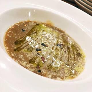 野菜の煮込みスープ(ランチ