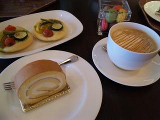 極・ロールケーキ