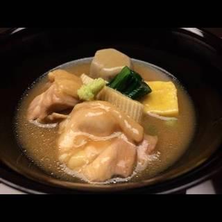 赤鶏の治部煮