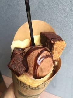 ガトーショコラバナナ