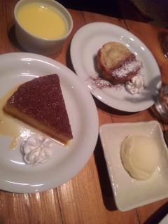 食べ放題デザート