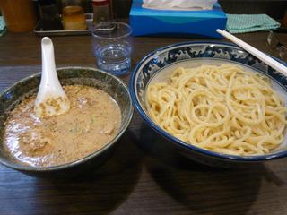 ゴマつけ麺