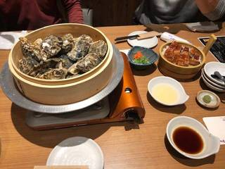 播磨灘産 牡蠣&贅沢うなぎ60分食べ放題