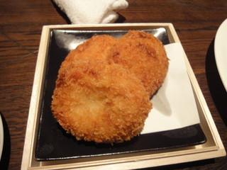 日本一のカニコロッケ