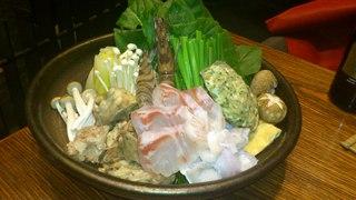 和歌山県産本くえちゃんこ鍋
