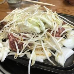 ちゃんこ鍋 連山